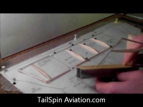 How To Build A Rubber Powered Model Airplane Part 2 Youtube