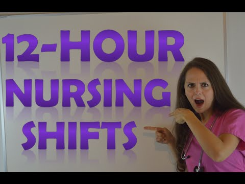 nursing 12 hour shift fatigue Love-hate relationship: nurses & the 12-hour shift  that working long hours in clinical settings can cause fatigue,  love-hate relationship: nurses & the 12.