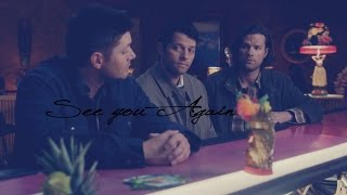 Team Free Will (Supernatural) | See you Again | wiz khalifa (feat. charlie puth)