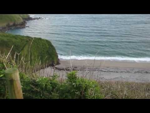 Walk to Lantic Bay from Polruan by Fowey in Cornwall 5