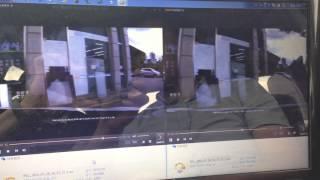 에어포인트 차량용블랙박스 AP1000 주간영상 (흐린날…