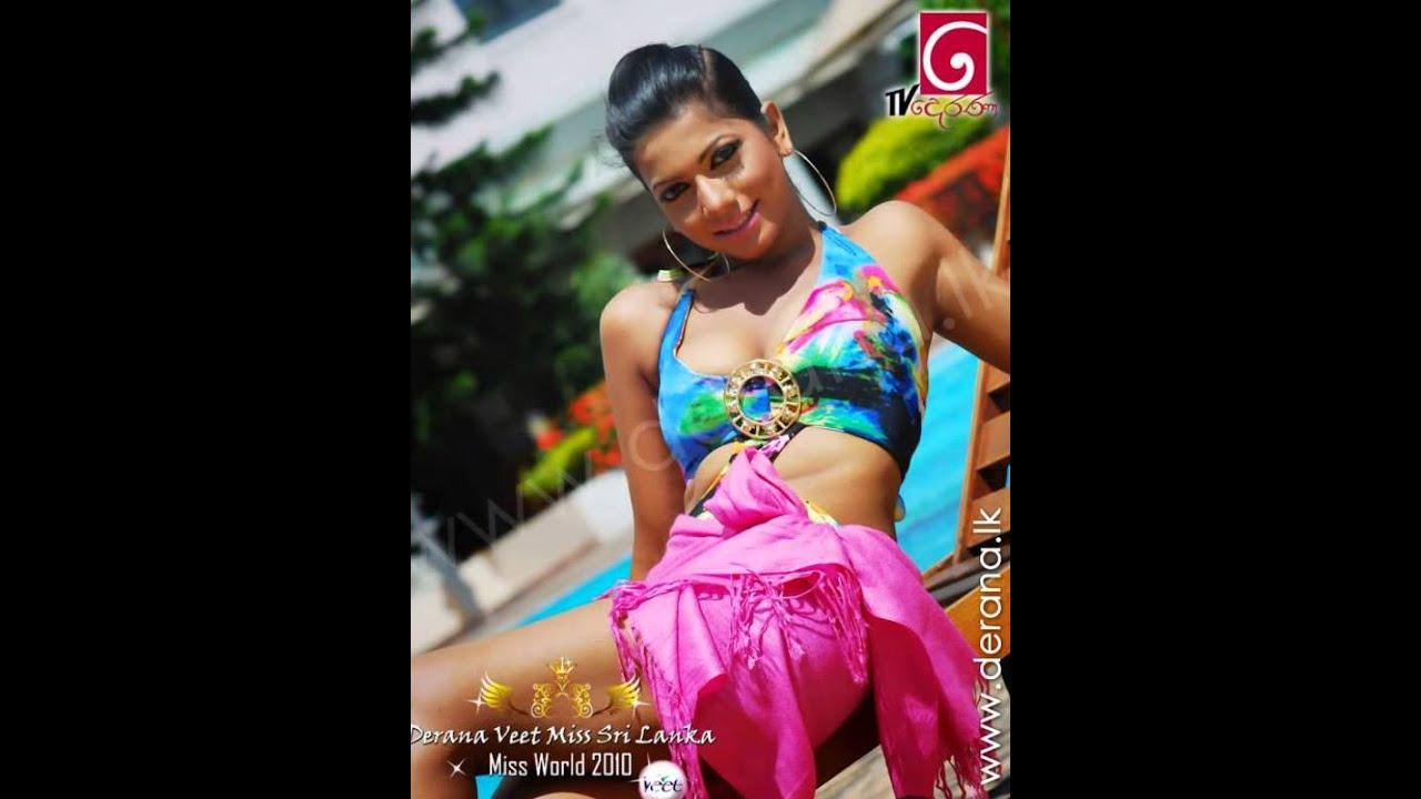 Ist denn Sri lanka bikini models splendid