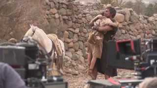 Exodus: Gods and Kings: Behind the Scenes Movie Broll 1- Christian Bale, Ridley Scott