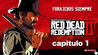 EMPIEZO LA HISTOTIA RED DEAD REDEMTION 2 CAP1 XBO1X/ESP