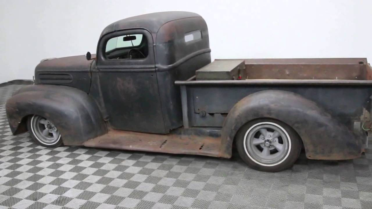1946 Ford F1 Ratrod Pickup For Sale Youtube 1949 Pick Up