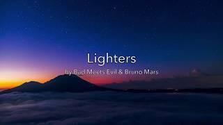 Lighters   Bad Meets Evil & Bruno Mars Lyrics