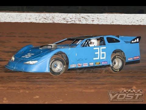 2016 Skyline Speedway - Bond Memorial Race - Keith Bills #36 qualifying