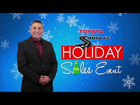 Holiday 2 -15. Toyota of Santa Fe | New Mexico Toyota Dealer
