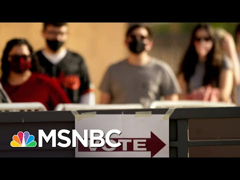 GOP Bill Could Give Arizona Legislature Power To Overturn Election Results   The Last Word   MSNBC