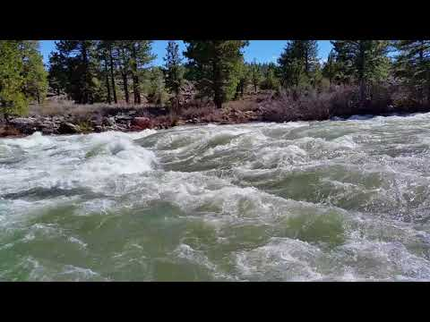Ripping Truckee River