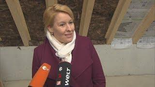 Franziska Giffey: Law-and-Order-Politiker aus Neukölln wird Familienministerin