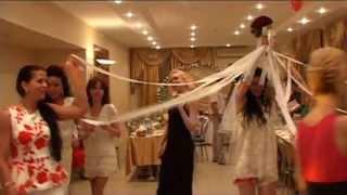 Букет невесты. Ведущая Руслана 0661693279 тамада Сумы