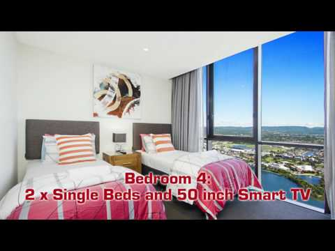 5 Bedrooms - Circle Level 67 One-of-a-Kind Luxury Sub Penthouse 2672