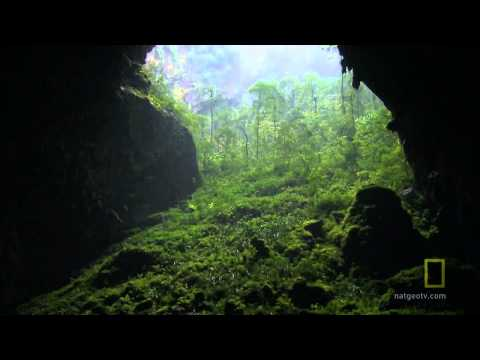 [Full HD] NatGeo - National geographic worlds biggest cave