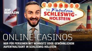 Online-Glücksspiel in Schleswig-Holstein