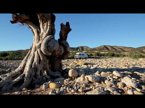 Vanlife in Western Sahara with Alex Campet