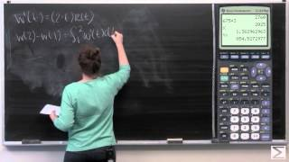 2009 ap calculus ab frq 2 analyzing functions