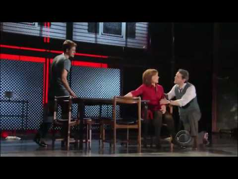 Next to Normal performance at 2009 Tony Awards  Aaron Tveit