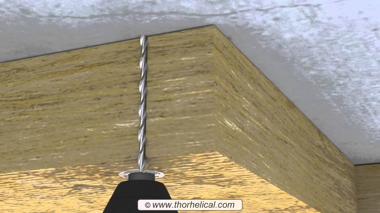 Fixing Soffit Insulation Boards Youtube
