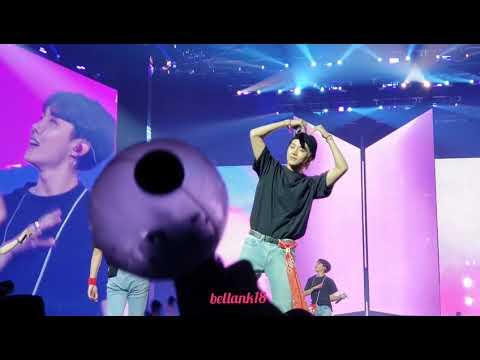 180929  (Love Myself) - BTS 'Love Yourself' Tour Newark Day 2