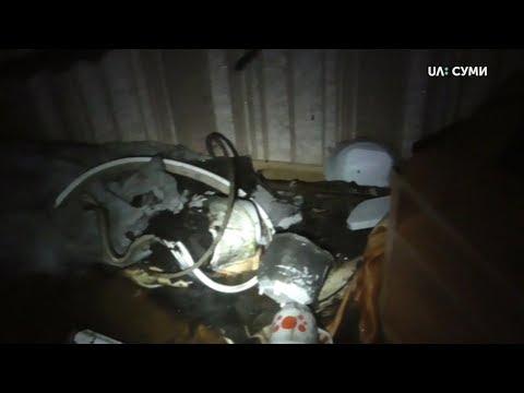 UA:СУМИ: У пожежі на вулиці Горького в Сумах згоріла жінка