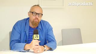 Salone del Mobile.Milano 2017 | METALMOBIL - Giulio Iacchetti ci racconta Dalton la nuova seduta