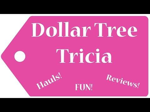 Dollar Tree Haul!  New Items!  December 9, 2019