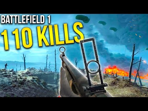MODEL 10 SLUG SHOTGUN OP Battlefield 1 Fort Vaux Assault Gameplay