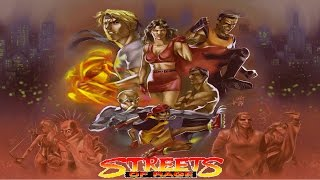 Streets of Rage 3 Full 2P Co op Good Ending Gameplay Walkthrough Longplay