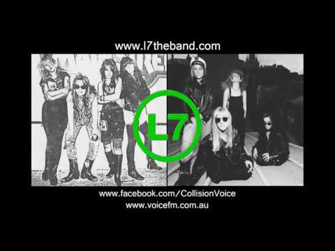 L7 - Donita Sparks - Collision Interview