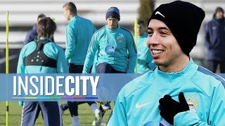 Shooting Practice & Flat Balls In Training | Inside City 140