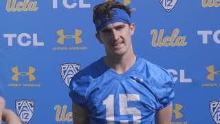UCLA Football Media Availability - 03.14.19