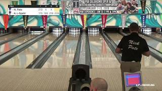 Nick Pate Attempts to Tie PBA Record for 300s in a Tournament