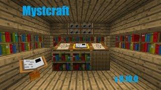 Minecraft Mystcraft Tutorial
