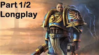 Warhammer 40k Space Marine All Cutscenes (The Movie - Playthrough) Part 1/2