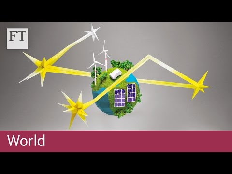 Big Green Bang for renewables | World