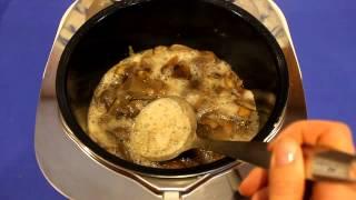 Рецепт приготовления грибной похлебки из подберезовиков в мультиварке VITEK VT-4213 GY