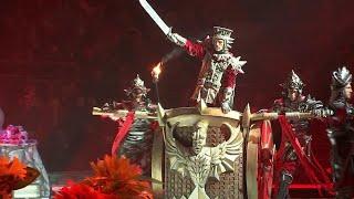В Москве состоялась грандиозная премьера шоу Спящая красавица легенда двух королевств