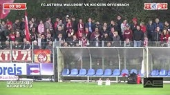FC-ASTORIA WALLDORF VS KICKERS OFFENBACH