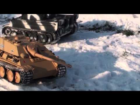 Tancuri ir - Luica RcParc 1ianuarie 2011