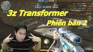 3Z VIP Transformer Phiên Bản Thứ 2 Cực Chất - Tiền Zombie v4