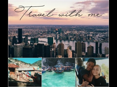 TRAVEL WITH ME // New York, The Dominican Republic & Haiti