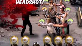 Walking Dead : Road to Survival - SAVIORS Part 3, ACT 3 Stage 8 COMPLETE