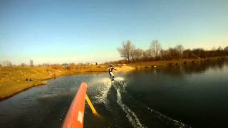 Wakeboard Winch Session with BCP Electrical Winch