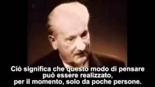 Martin Heidegger, con una riflessione di Marco Guzzi