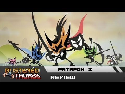 Blistered Thumbs - Patapon 3 Review