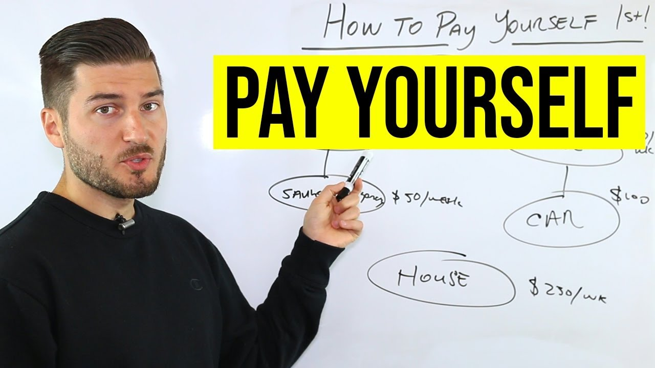 how to pay yourself first explained  [ 1280 x 720 Pixel ]