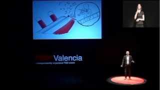 El empleo del futuro o el futuro del empleo: Nacho Cambralla at TEDxValencia