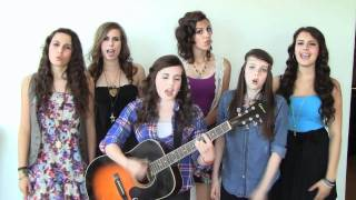 """Rolling in the Deep"" by Adele - cover by Cimorelli"