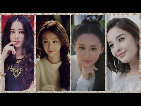 4 Tiểu Hoa Đán 9X mới của làng giải trí Hoa Ngữ